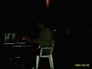 y. dauby , mnortham = entrelacs / 2004, by Denis Boyer