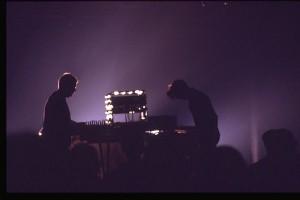 sonar / 1999, by Maurice Cléret
